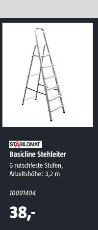 Basic Stehleiter