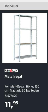 Regalux Metallregal