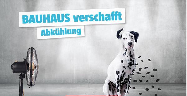 Bauhaus schafft Abhilfe